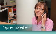 Sprechzeiten der Urologie Kirchsteigfeld